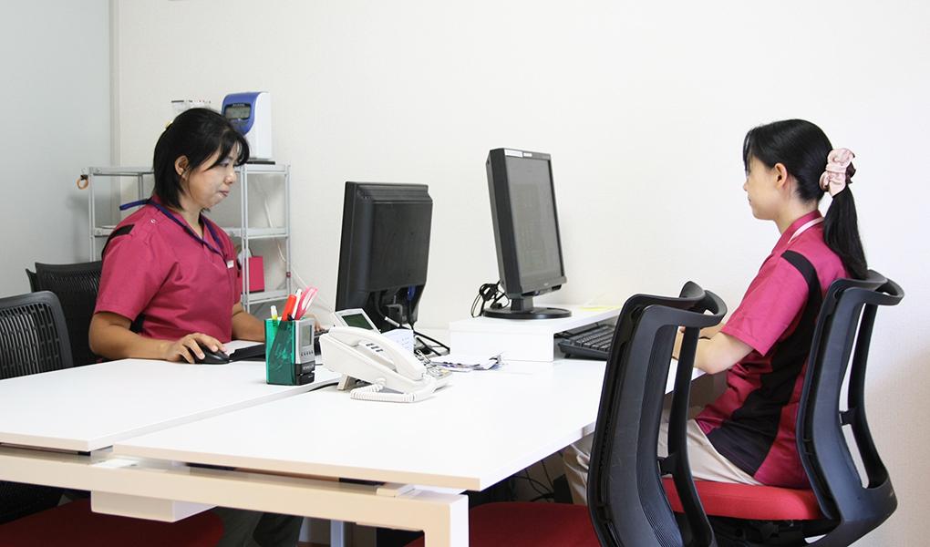 訪問看護ステーションいきいき 西府営業所(サテライト)-2