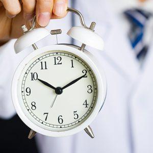 診療時間とスケジュール
