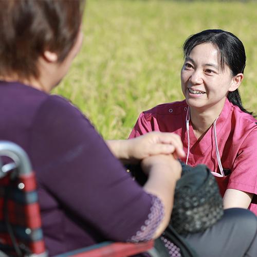 訪問看護サービスの詳細