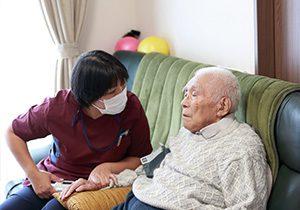 訪問看護ステーションいきいき 看護内容の詳細